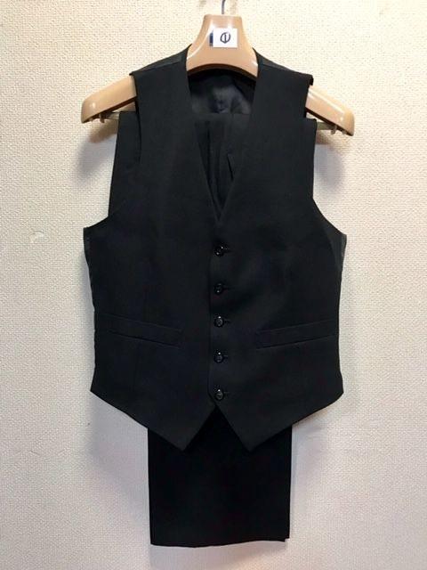 �@  礼服 BEAU−MOND 3点セット 170-92-76 美品 < 男性ファッションの