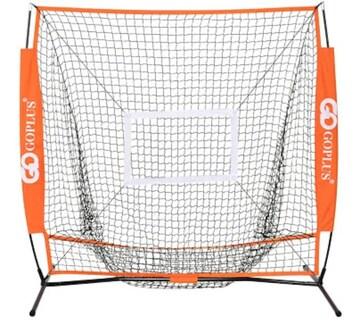 Costway 野球練習ネット バッティングネット 練習用 野球ネット1