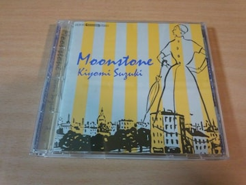 鈴木聖美CD「ムーンストーン〜ベストソングスMoonstone」廃盤●