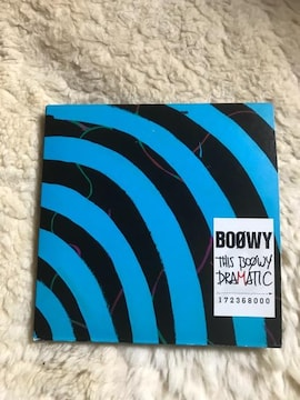 BOOWY CD DVD 2枚組