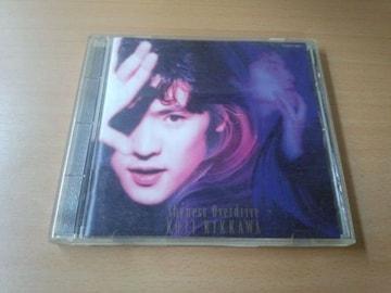 吉川晃司CD「シャイネス・オーヴァードライヴ」●
