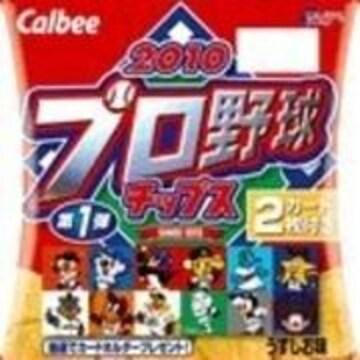 カルビー プロ野球チップスカード/2010年10枚まとめ売り+おまけ2011年2枚