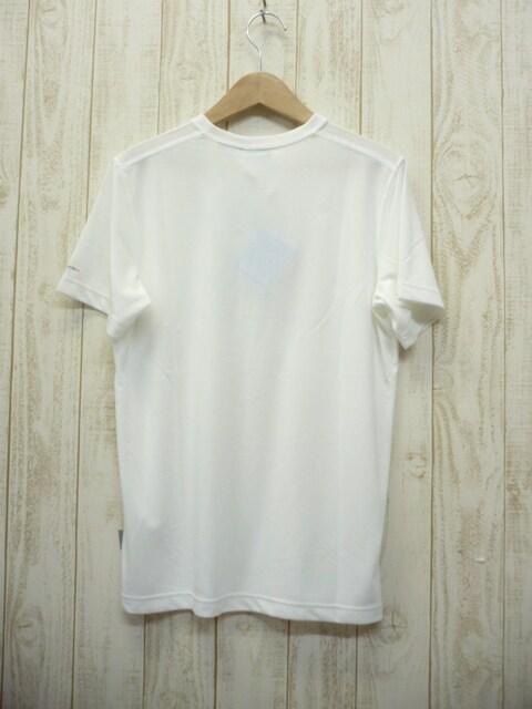 即決☆コロンビア 特価 ポンプトンハーバー Tシャツ WHT/XXL 3L 新品 < 男性ファッションの