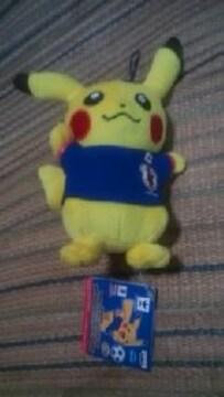 サッカー日本代表withピカチュウ【カバンに・・】No.2
