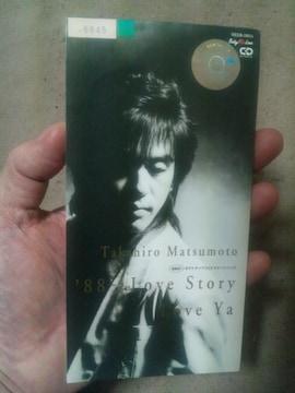 松本孝弘 '88†Love Story