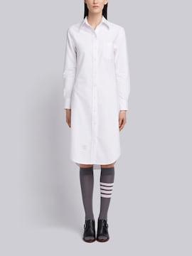 THOM BROWNE トムブラウン オックスフォード シャツ ドレス ワンピース