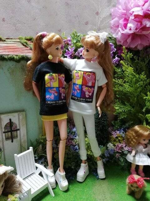ジェニー、リカちゃん、バービーのOF  < おもちゃの