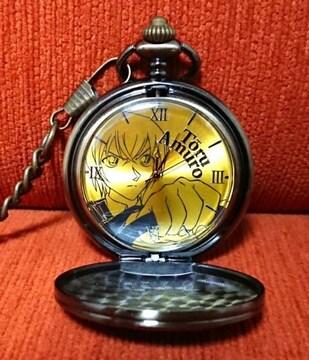 ★名探偵コナン★純黒の悪夢・安室透・懐中時計