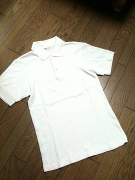 美品COMME des GARCONS ポロシャツ 日本製 コムデギャルソン