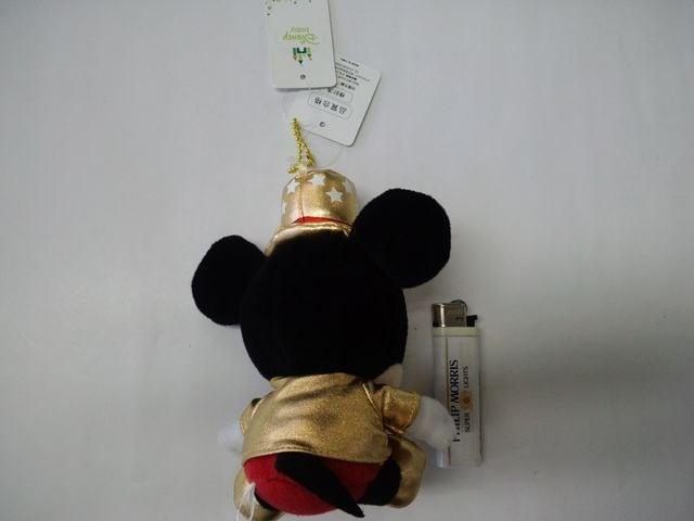新品未使用☆ミッキーキーホルダー再々値下 < おもちゃの