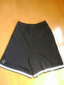 ☆美品☆バレンザ・ポー☆バレンザ・スポーツ☆サマーニット・キュロットスカート