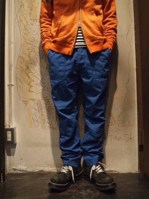 【定価24150円】バックボーン(BACKBONE)WEATHER BAKERパンツ☆  < ブランドの