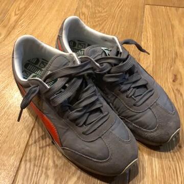 おしゃれ!プーマ運動靴 22.5cm