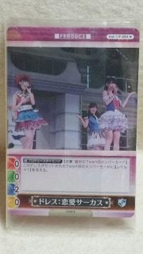 AKB48トレカ/ゲーム&コレクションVol.1/プロデュースカード�A