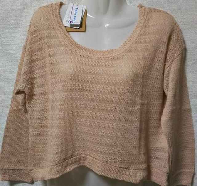 新品タグつき、THE EMPORIUM(ジエンポリアム)のセーター、ニット  < ブランドの