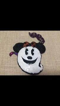 2009 ミニーマウス ディズニーストア購入 小銭入れ 小物入れ 美品 新品
