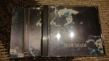 SIAM SHADE「SIAM SHADE」帯付/インディーズ 廃盤