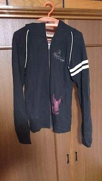Murder License マーダーライセンス パーカー ブラック size:46