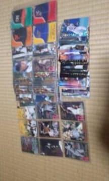 プロ野球カード170枚長嶋、新庄、清原他