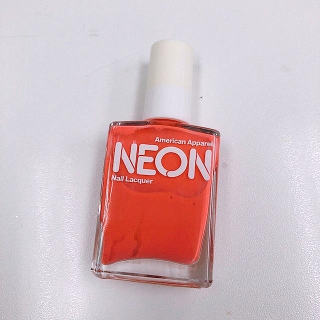 ◆American Apparel/アメアパ◆Neon Nail Polish★蛍光カラーマニキュア♪  < ブランドの