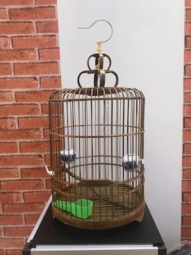アンティーク 鳥籠