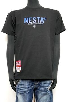 新品ネスタ202NB1000ベア天フォトTシャツ黒M