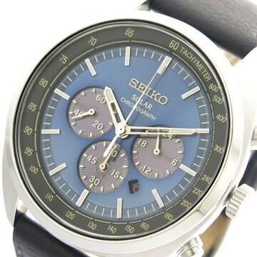 セイコー クオーツ メンズ 腕時計 SSC625P1 ブルー