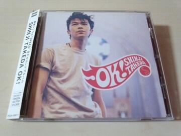 武田真治CD「OK!」SHINJI TAKEDAサックス●