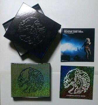 (2CD+DVD)ZIGGY/ジギー☆HEAVEN AND HELL BOX★ライブ映像集
