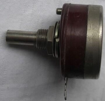 巻線可変抵抗RV-30YN::B 100KΩ5個1口未使用No5