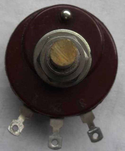 巻線可変抵抗RV-30YN::B 100KΩ5個1口未使用No5 < 家電/AVの