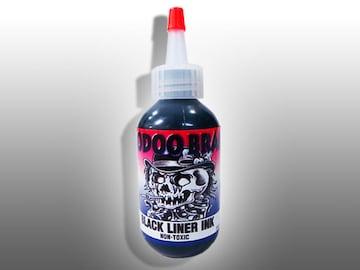 【刺青・タトゥー】VOODOO・黒インク 60ml