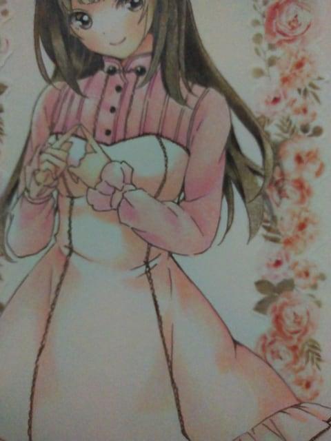 自作イラスト オリジナル 獣耳 ロリータ チャイナドレス < アニメ/コミック/キャラクターの