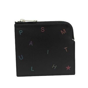 ◆新品本物◆ポールスミス 小銭入れ(BK)『M1A6138 ALETFL』◆