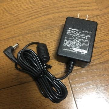 即決 Panasonic パナソニック ACアダプター CA-PAC22D
