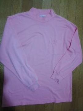 ハイネックシャツ LL