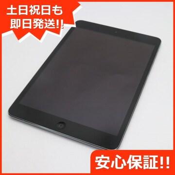 ●新品同様●iPad mini Retina Wi-Fi 32GB スペースグレイ●