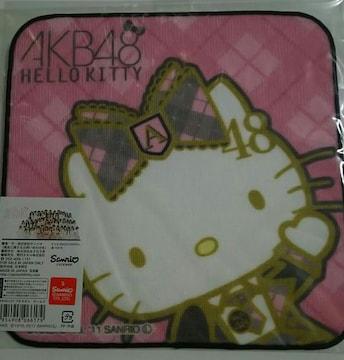 ☆AKB48×キティ プチタオル チームA 2011☆