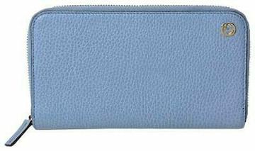 GUCCI 449347-light-blue ラウンドジップ長財布