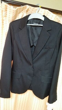 ☆スーツ三点セット(ジャケット、パンツ、スカート)新品11号