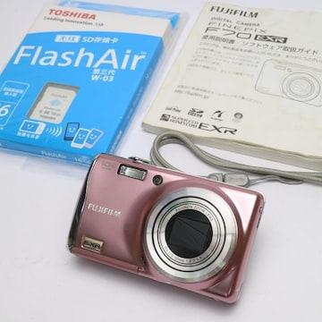 ●安心保証●美品●FinePix F70EXR ピンク●