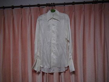 GROSSのドレスシャツ(LL) 日本製!。