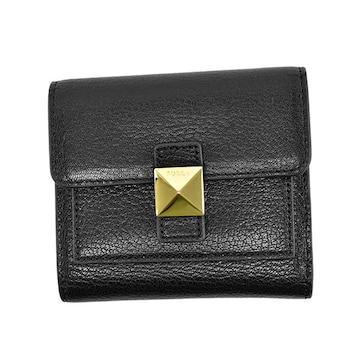 ★フルラ DIVA S 2つ折財布(BK)『PBW0』★新品本物★