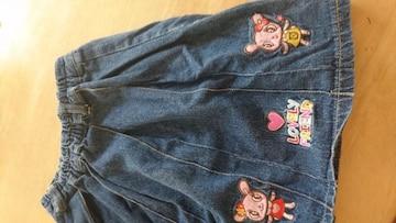 女の子スカート サイズ130 送料無料