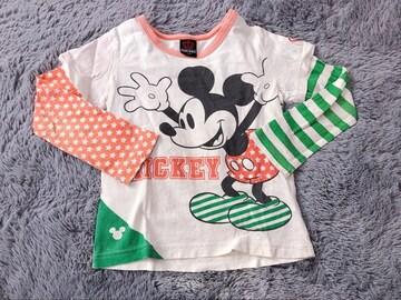 BABY DOLL♪長袖カットソー110