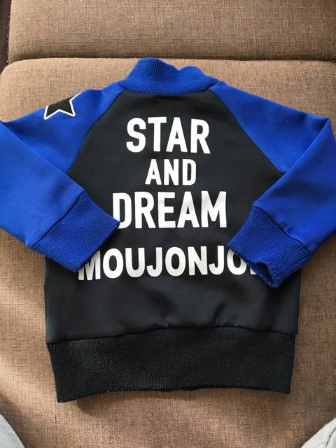 moujonjon☆ジャージ☆まとめ売り☆90cm < ブランドの
