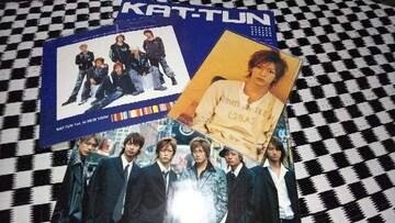 KAT-TUN   ファースト写真集  付録付き