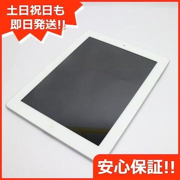 ●安心保証●美品●iPad2 Wi-Fi 64GB ホワイト●