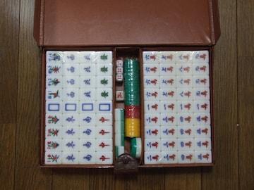 麻雀牌セット 新品!