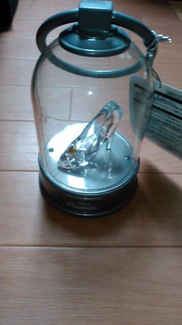 シンデレラガラスの靴ランタン